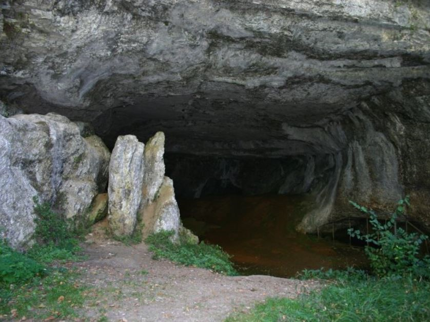 Cazals grotte du Thouries